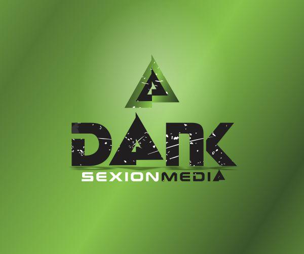 Abstract Round Logos: Entertainment Logo