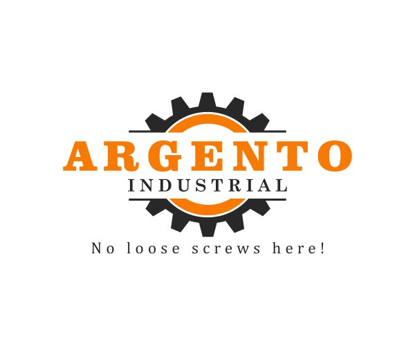 Image Gallery of Industrial Logo Ideas